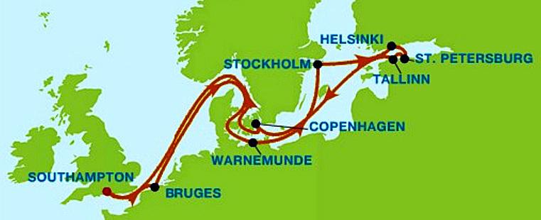 Baltic Sea Cruise Deals: Celebrity